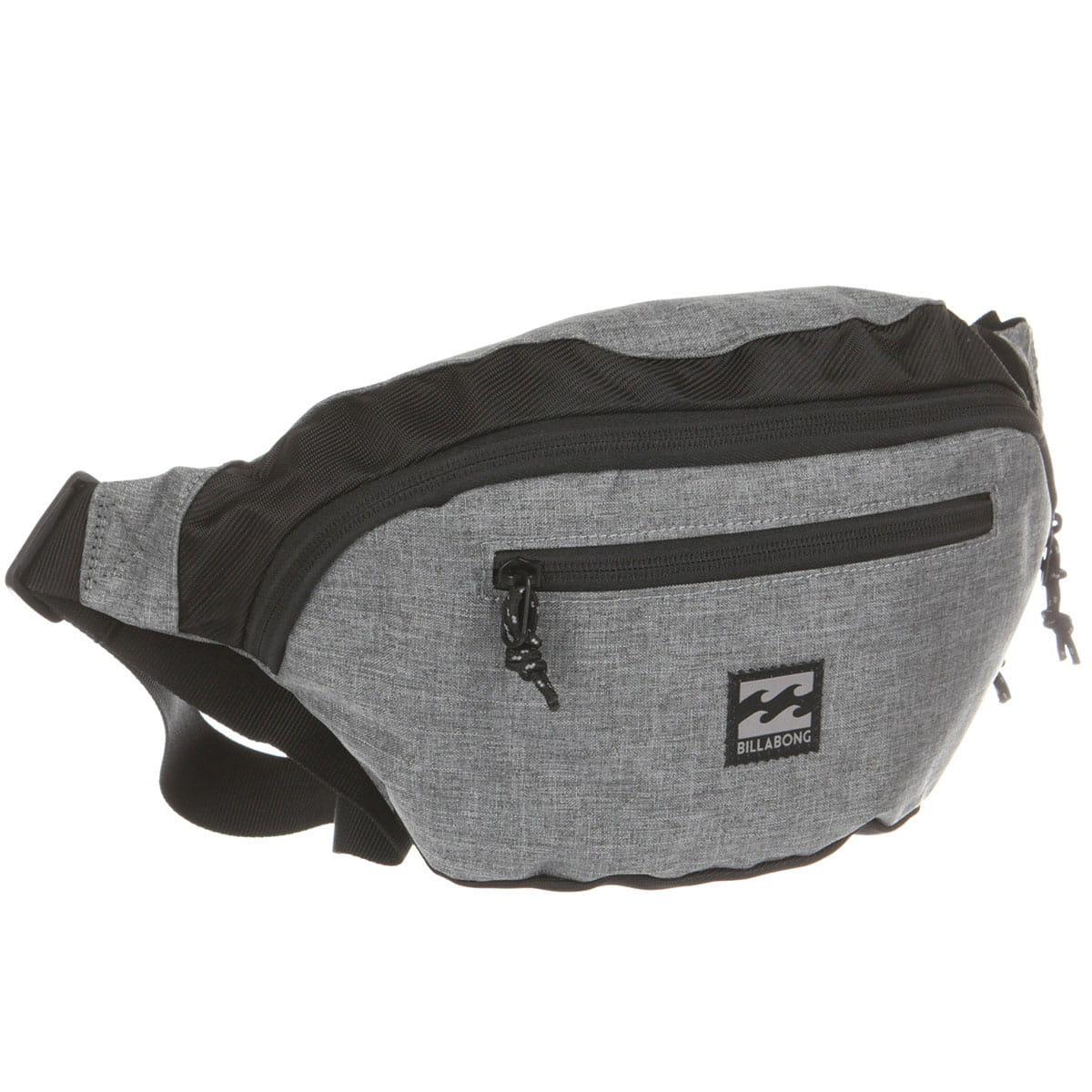 Мужская сумка поясная Billabong Java Waistpack Grey Heather