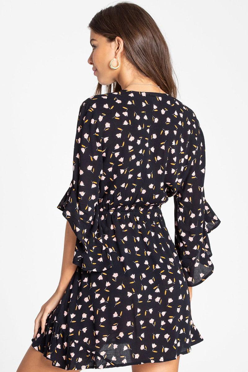 Платье женское Billabong Love Light Black