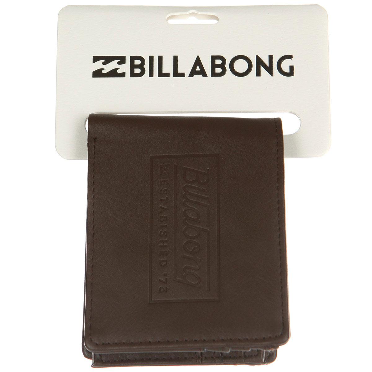 Кошелек Billabong Walled Chocolate