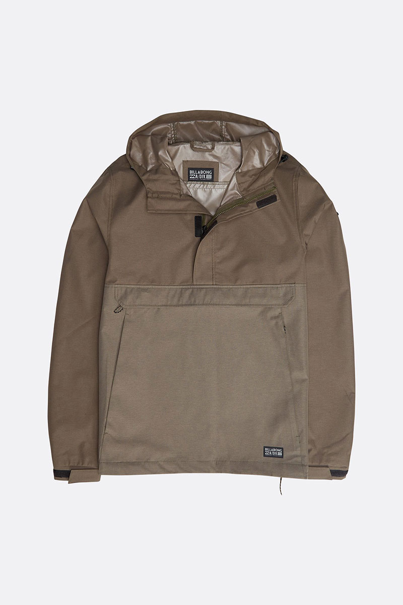 Куртка Billabong BOUNDARY SHELL LT MILITARY