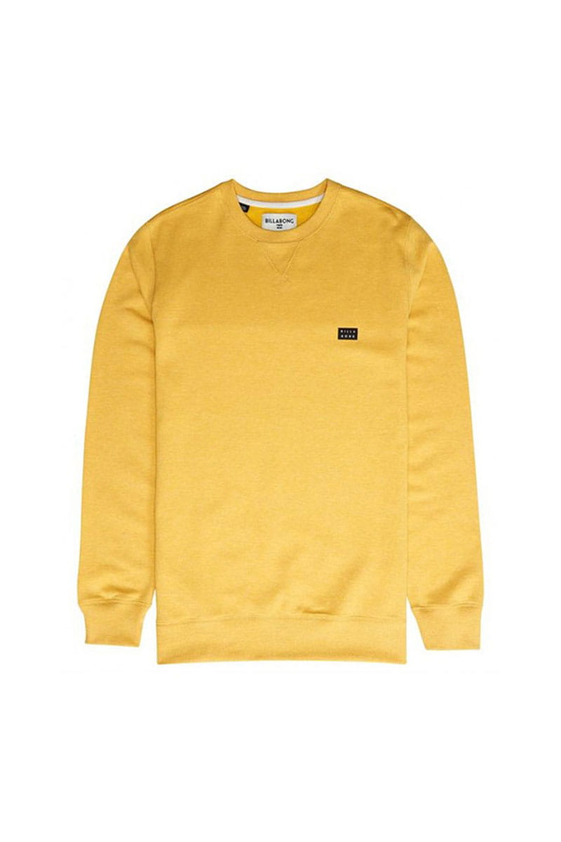 Джемпер Billabong ALL DAY CREW GOLDEN 8463-1