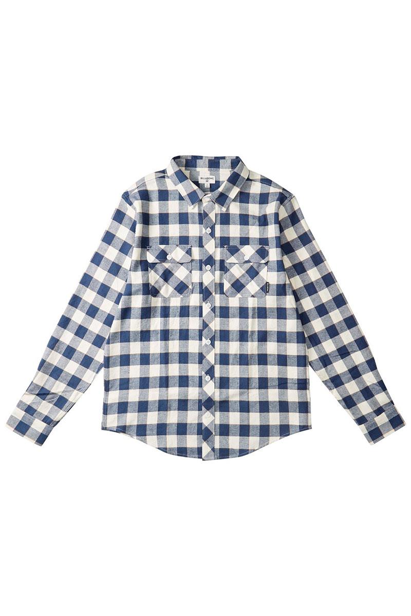 Рубашка в клетку  All Day Flannel Ls Birch