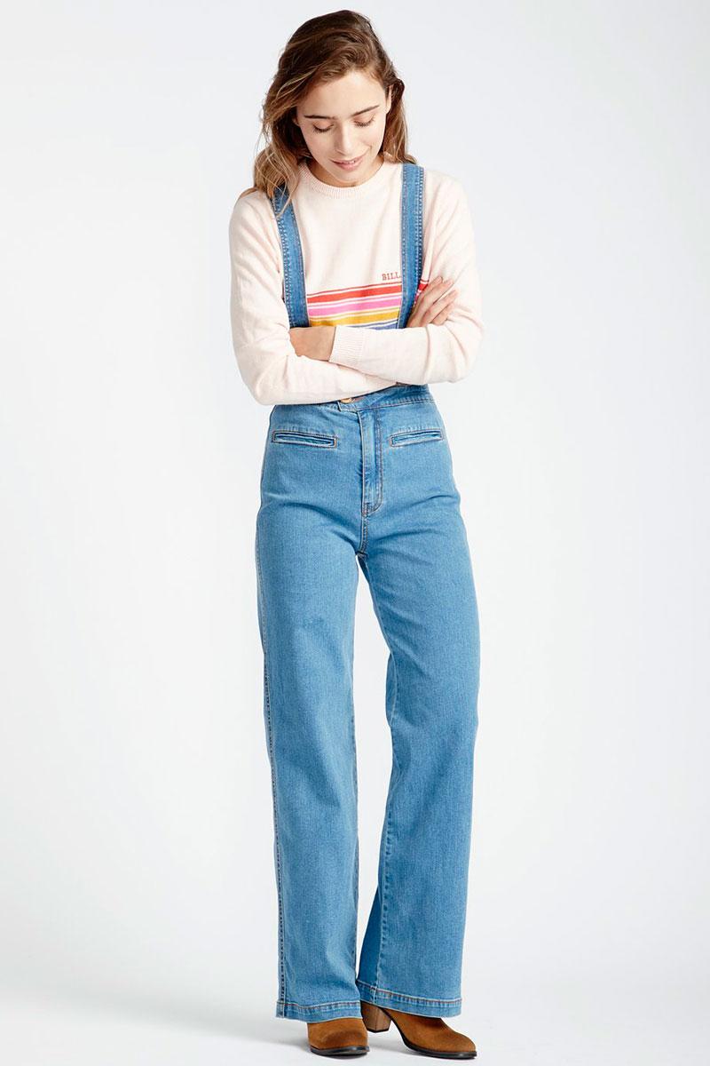 Комбинезон джинсовый Billabong High Of Summer
