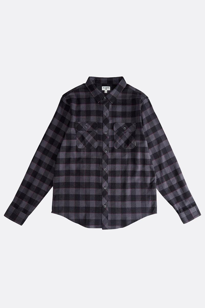 Рубашка в клетку Billabong All Day Flannel Ls