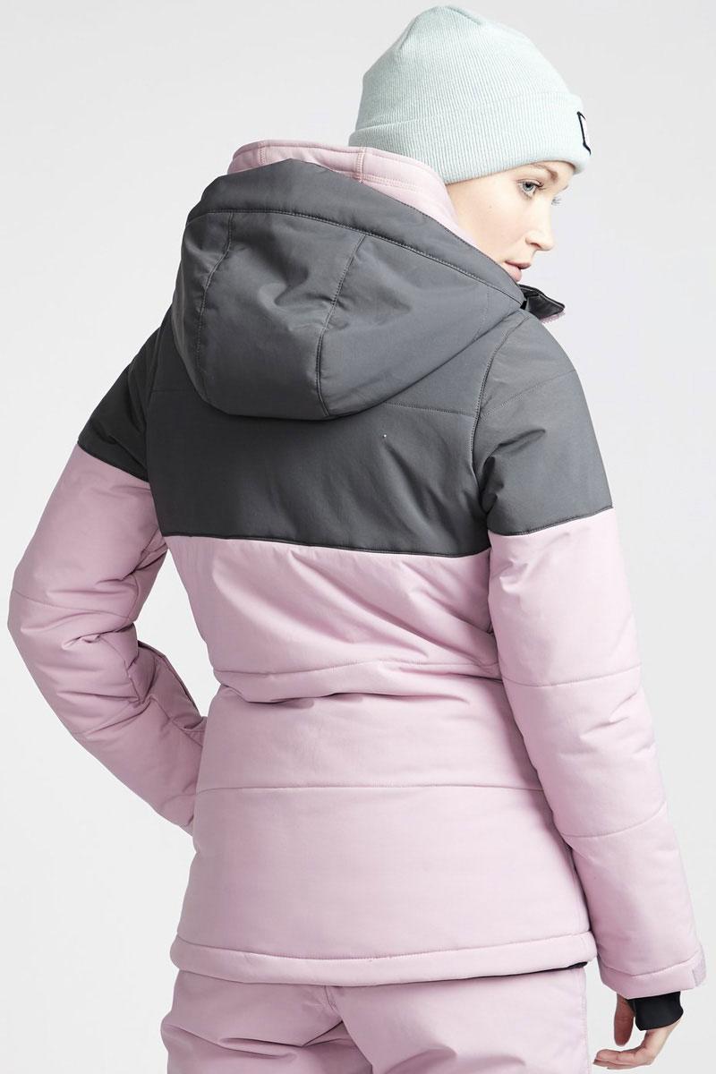 Куртка утепленная женская Billabong Down Rider Mauve
