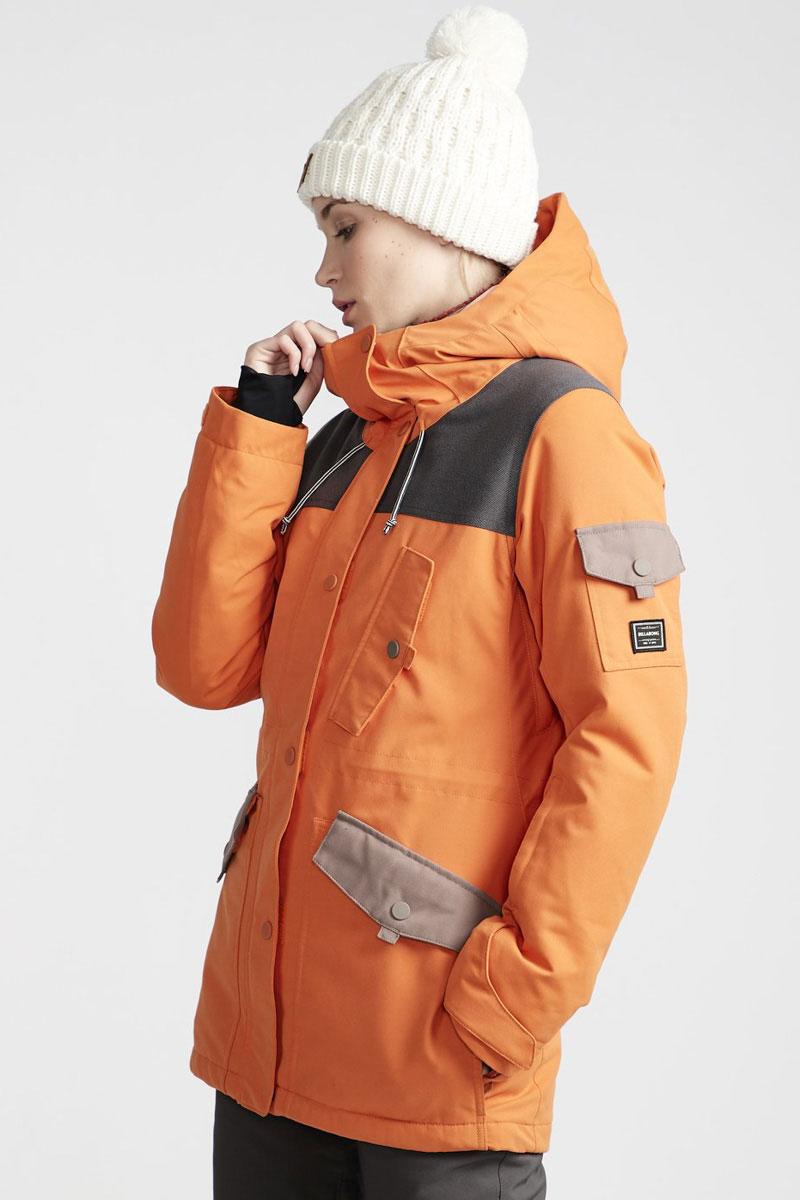 Женская сноубордическая куртка Scenic Route