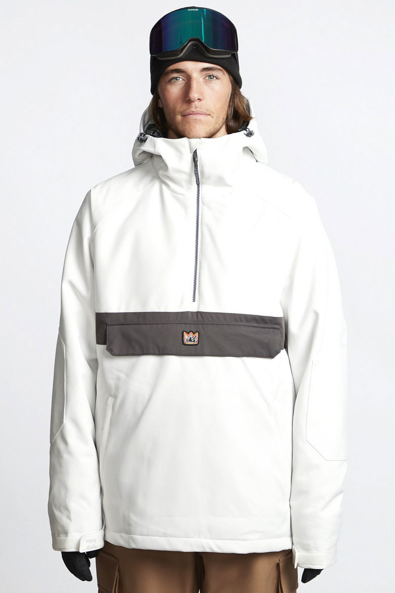 Анорак Billabong Stalefish Anorak Bone