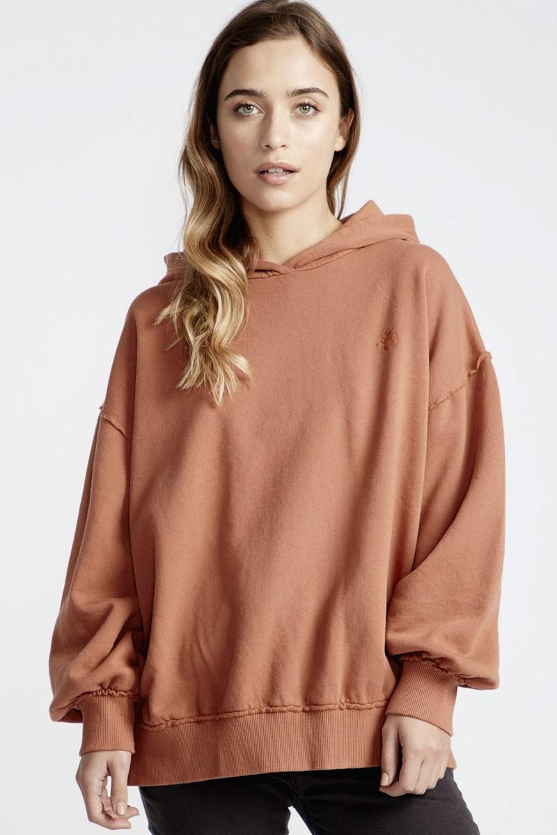 Толстовка классическая женская Billabong Organic Hood