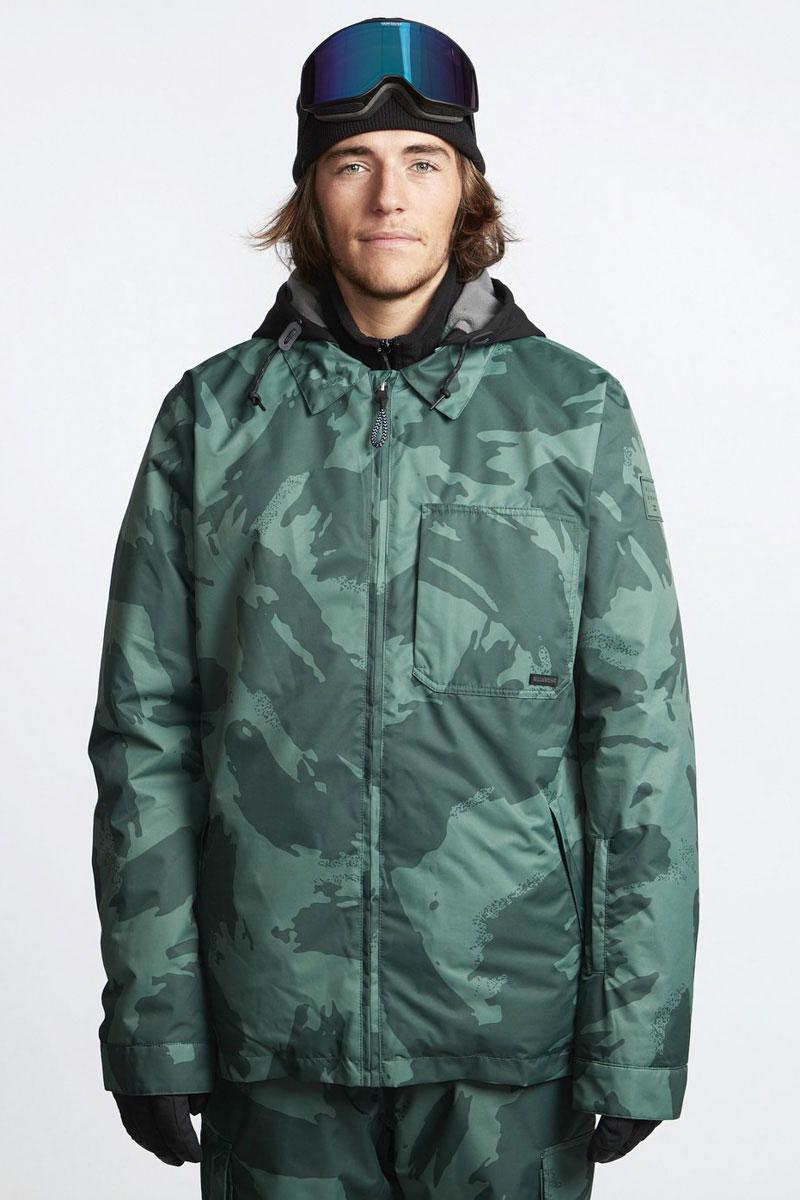 Мужская сноубордическая куртка Fastplant