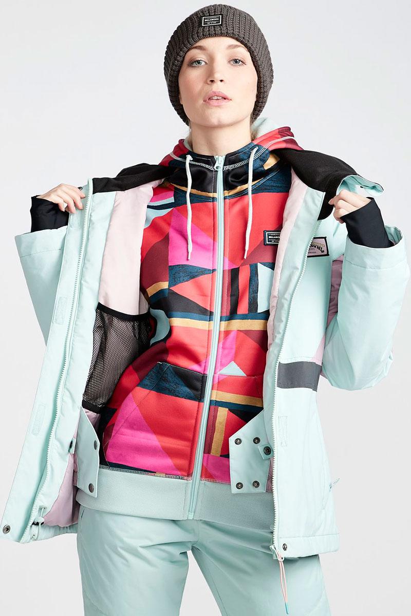 Куртка утепленная женская Billabong Say What