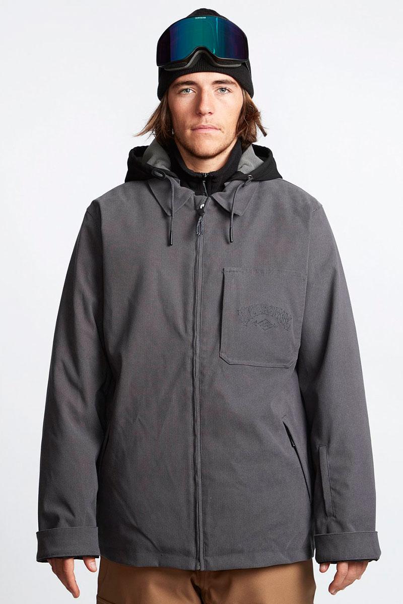 Куртка утепленная Billabong Fastplant Iron