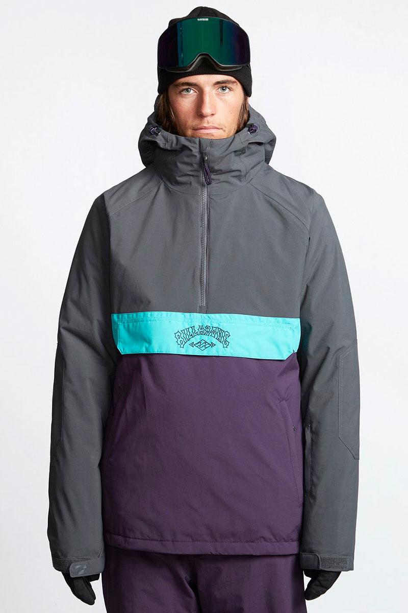 Мужской сноубордический анорак Stalefish