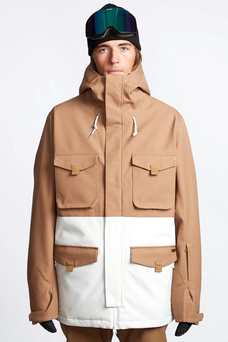 Куртка утепленная Billabong Adversary