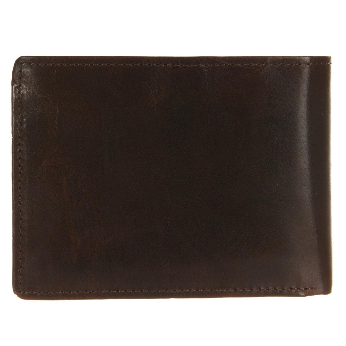 Мужской кошелек Billabong Vacant Leather Chocolate