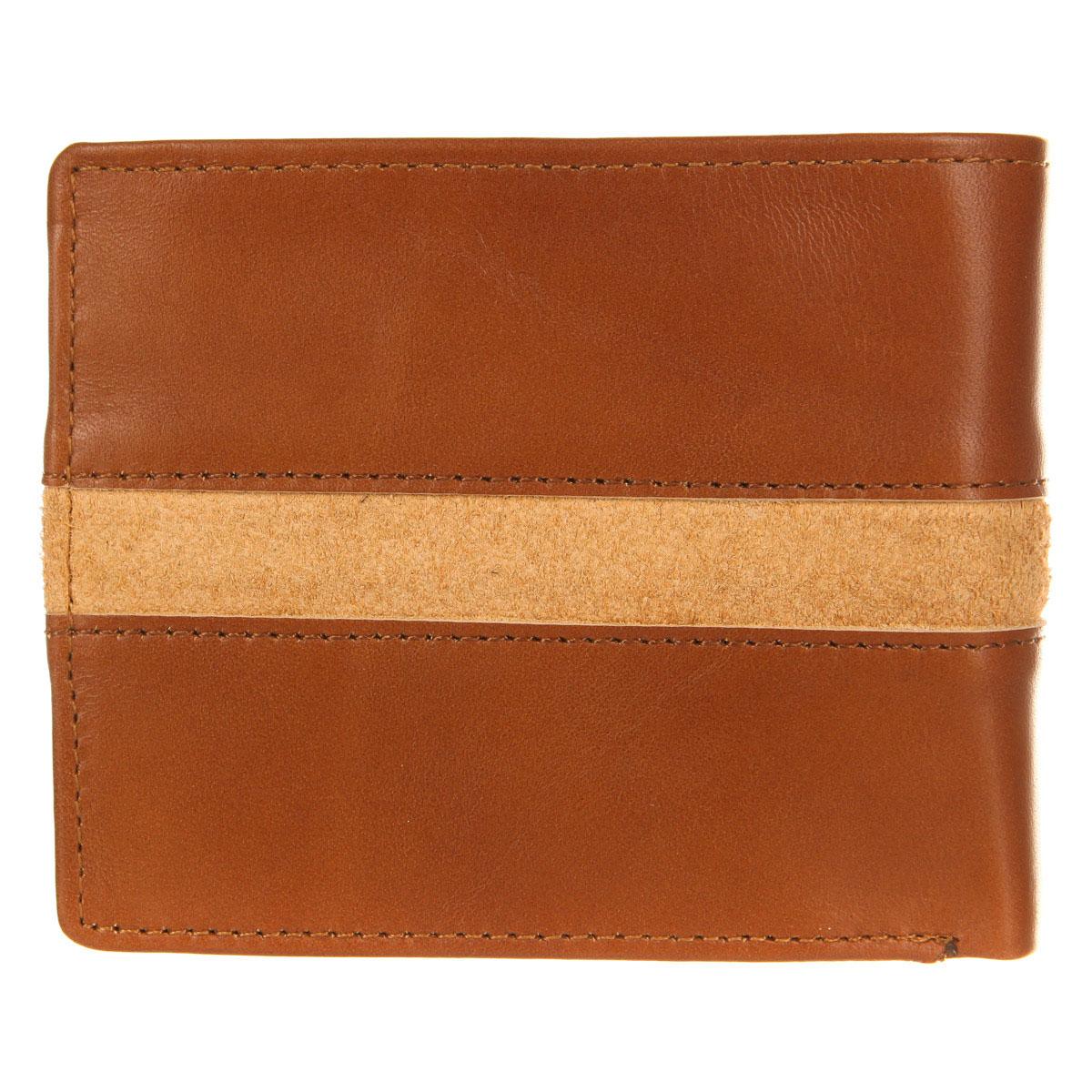 Мужской кошелек Billabong Dbah Leather Tan
