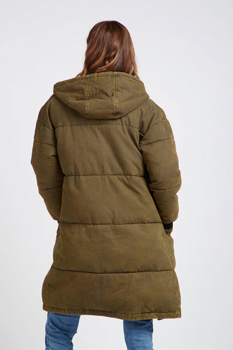 Куртка парка женская Billabong Under Spell Olive
