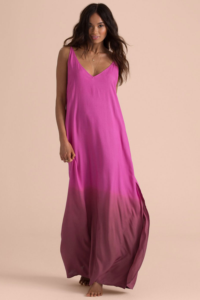 Платье женское Billabong High Point Slip Rosa-8460-12