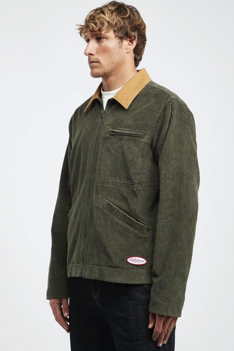 Куртка Billabong 97 Cord Jacket Pine
