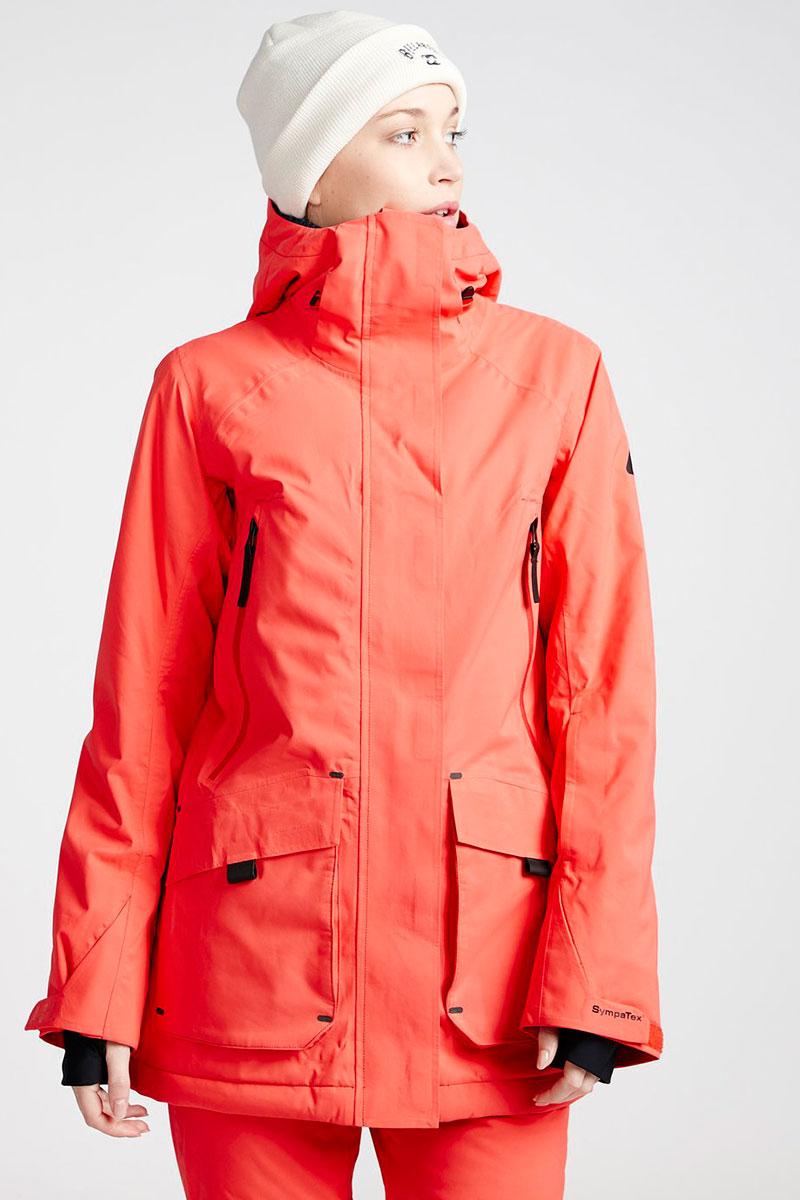 Женская сноубордическая куртка Trooper SympaTex