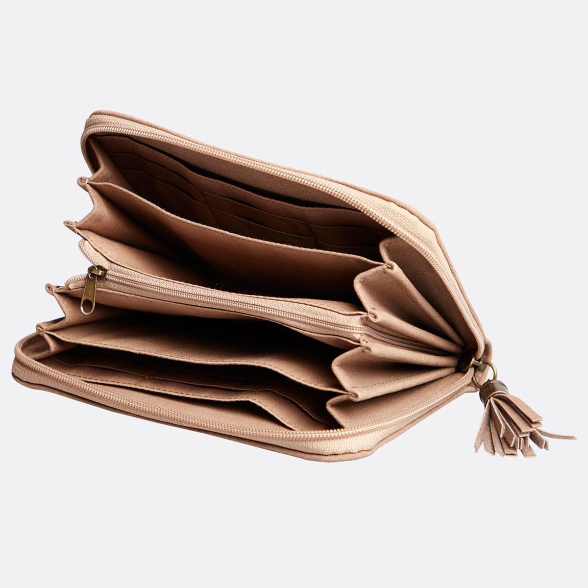Кошелек женский Billabong Armelle Wallet Warm Sand