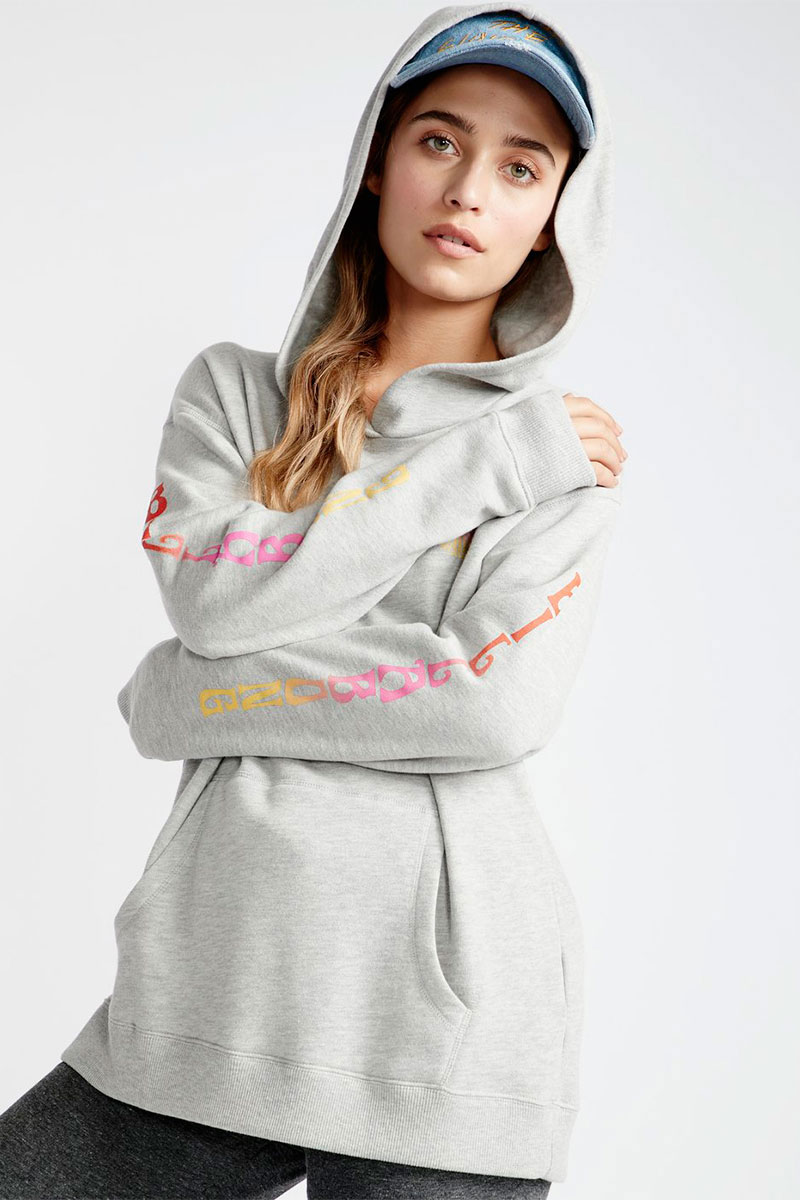 женский Billabong Windy Palm Ash Heather