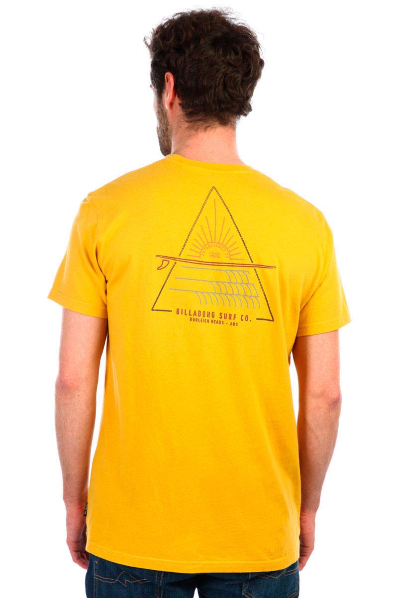Мужская футболка Billabong Prismboard