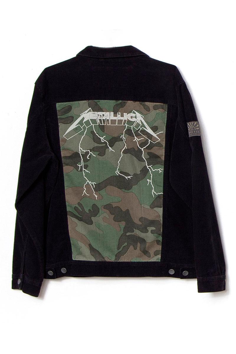 Куртка AI Metallica