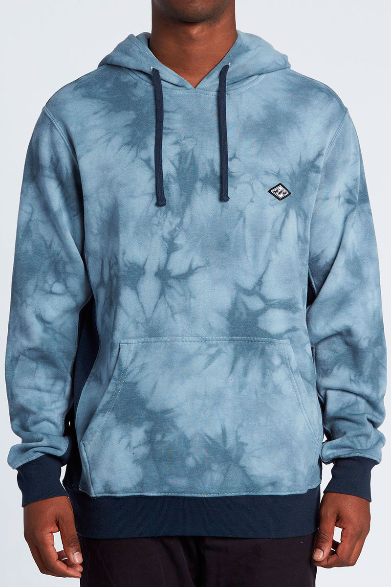 Свитшот с капюшоном Wave Washed Pullover