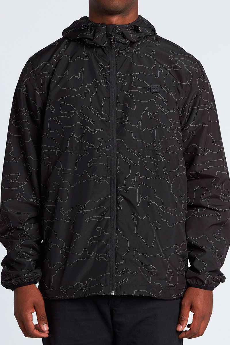 Куртка Billabong Transport Print Camo