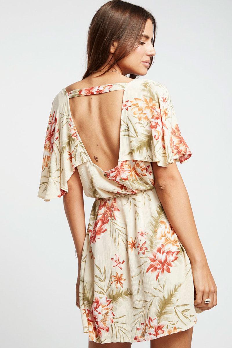 Платье Fine Flutter
