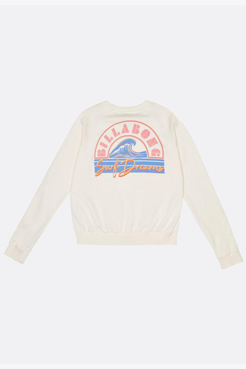 Жен./Одежда/Толстовки и флис/Свитшоты Женский флисовый джемпер Laguna Beach