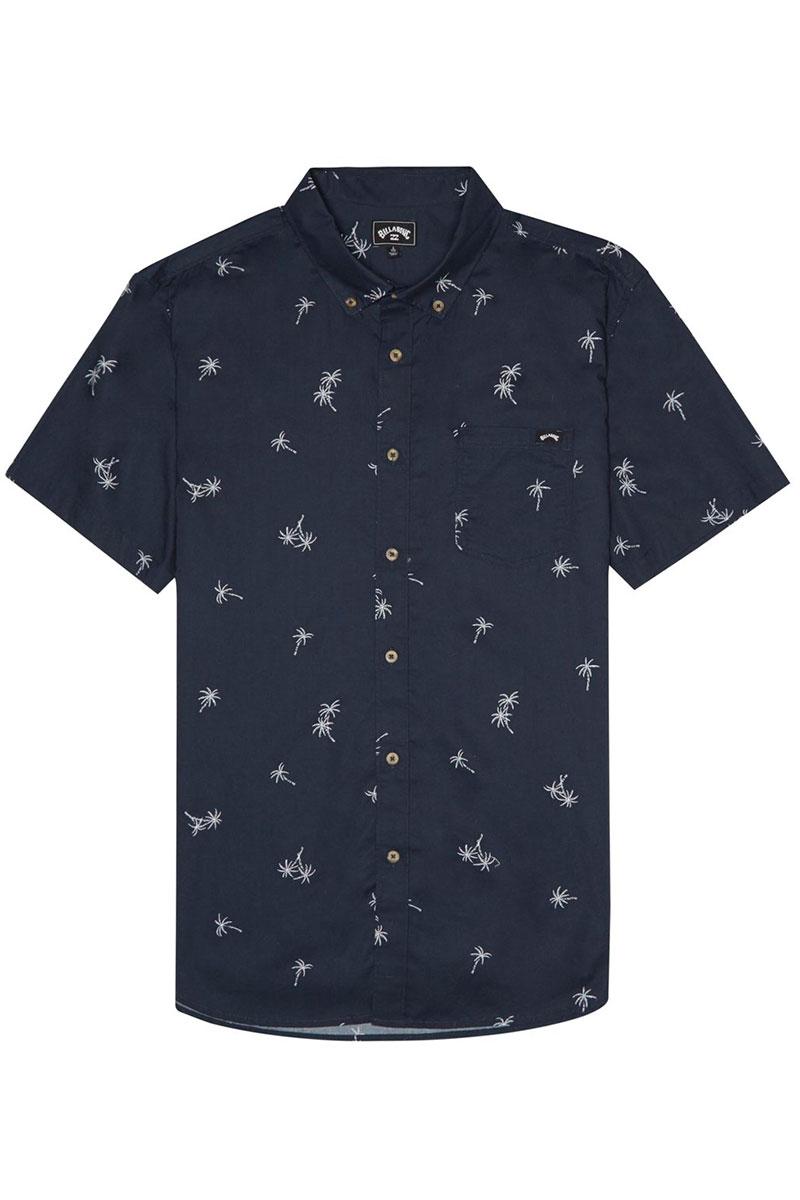 Рубашка с коротким рукавом Billabong Sundays Mini