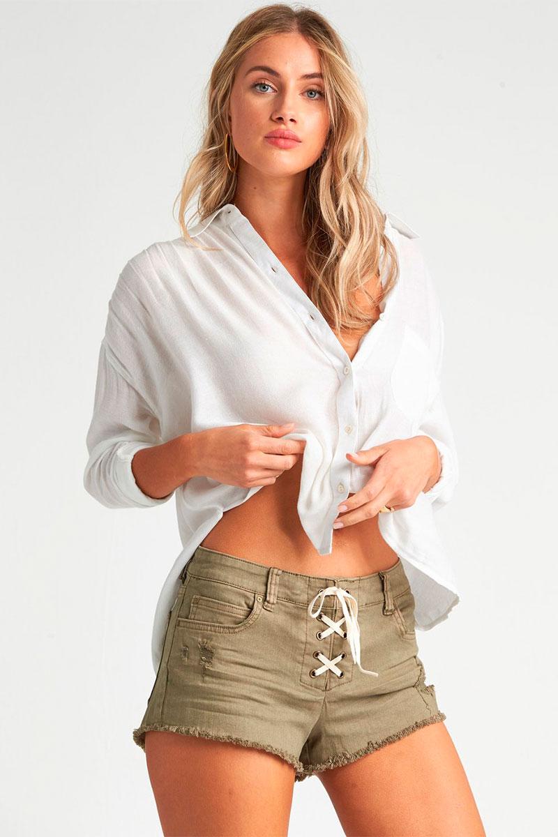 Рубашка с длинным рукавом Billabong Sweet Moves