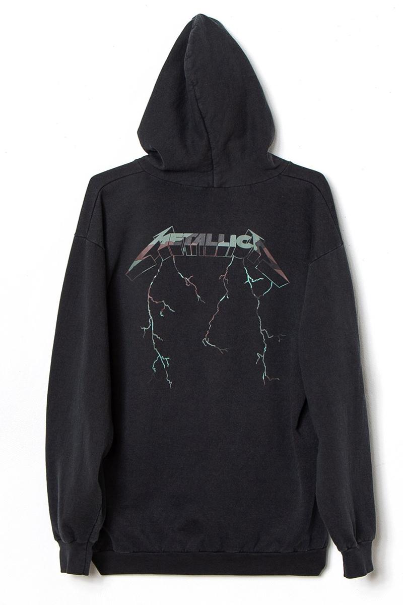 Худи Billabong Ai Metallica
