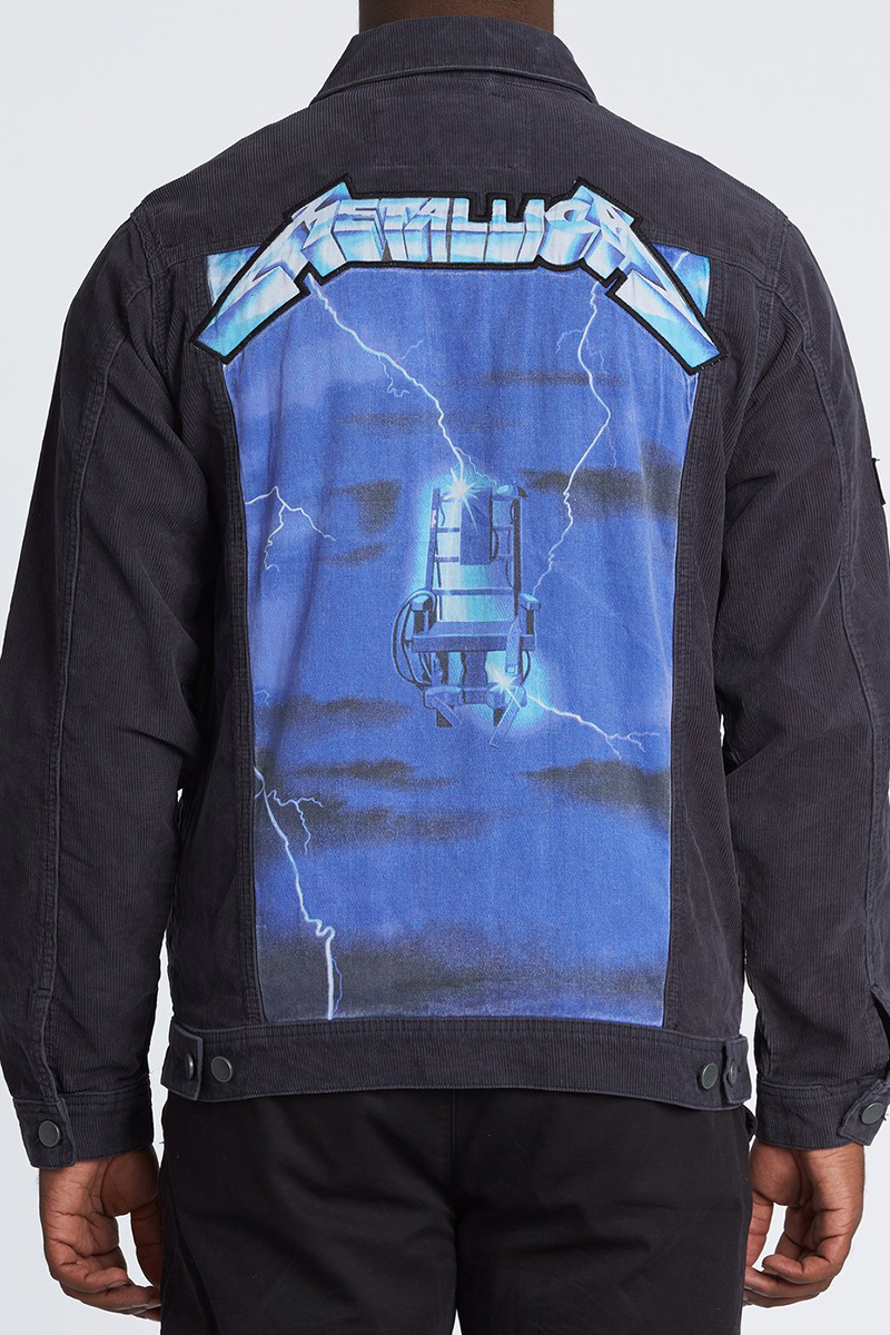 Куртка Billabong Ride The Lghtng Jkt Washed Blue