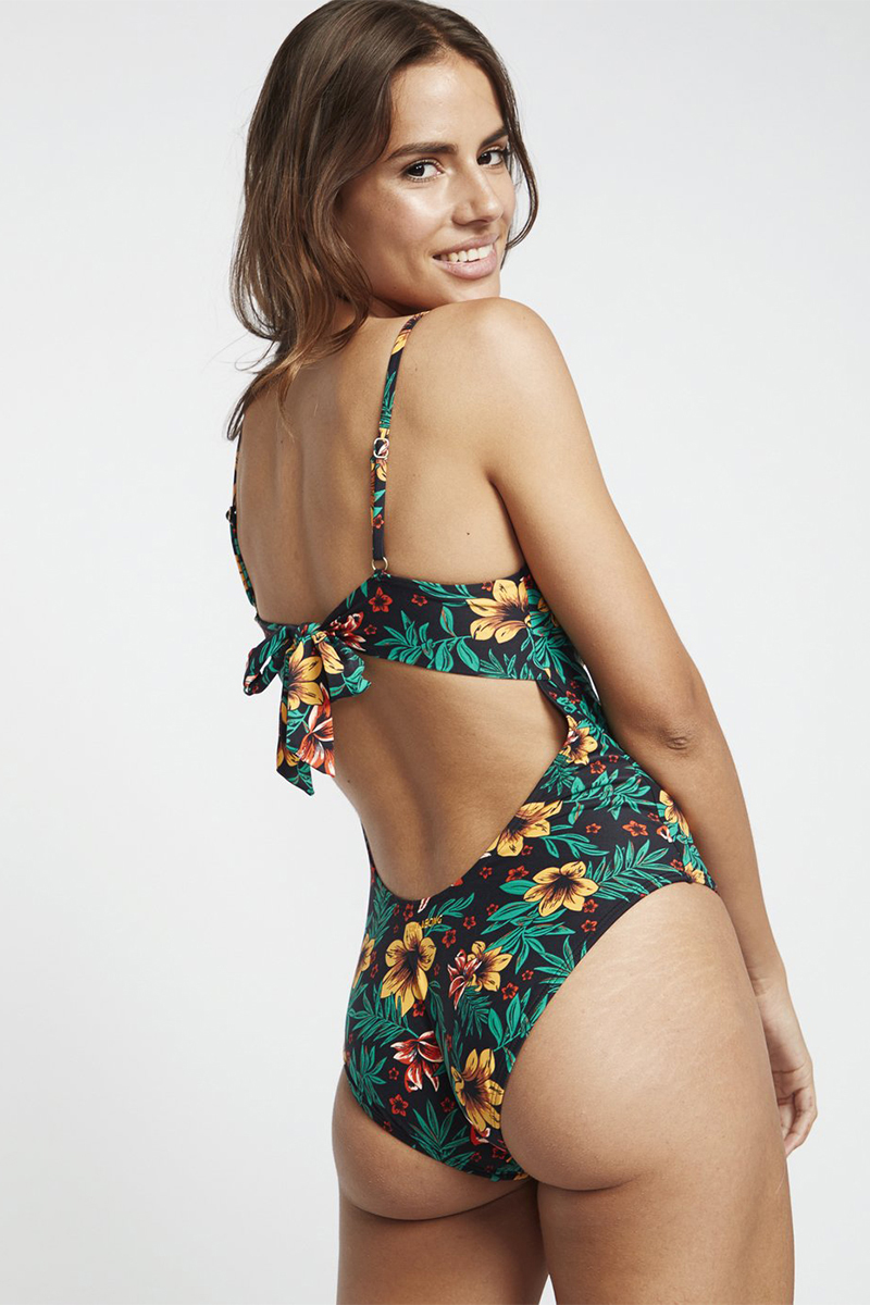 Купальник женский Billabong S.s Underwire 1 Pc Hawaii