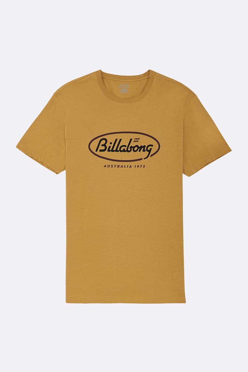 Футболка Billabong State Beach Gold