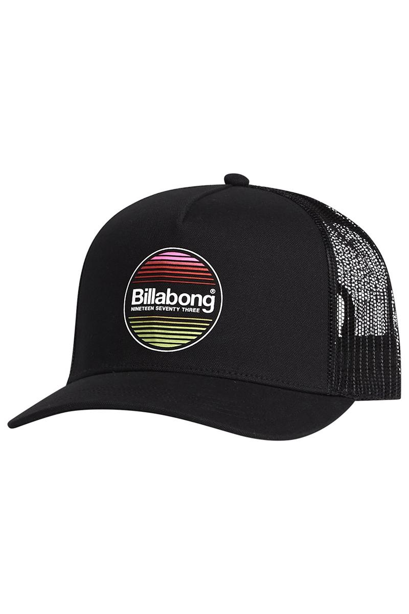 Бейсболка фасона trucker Billabong Flatwall