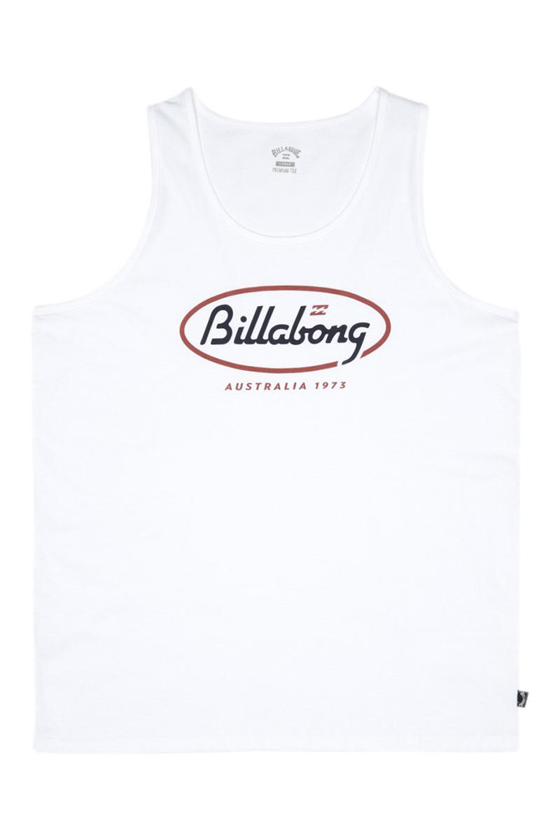 Майка Billabong State Beach Tank White