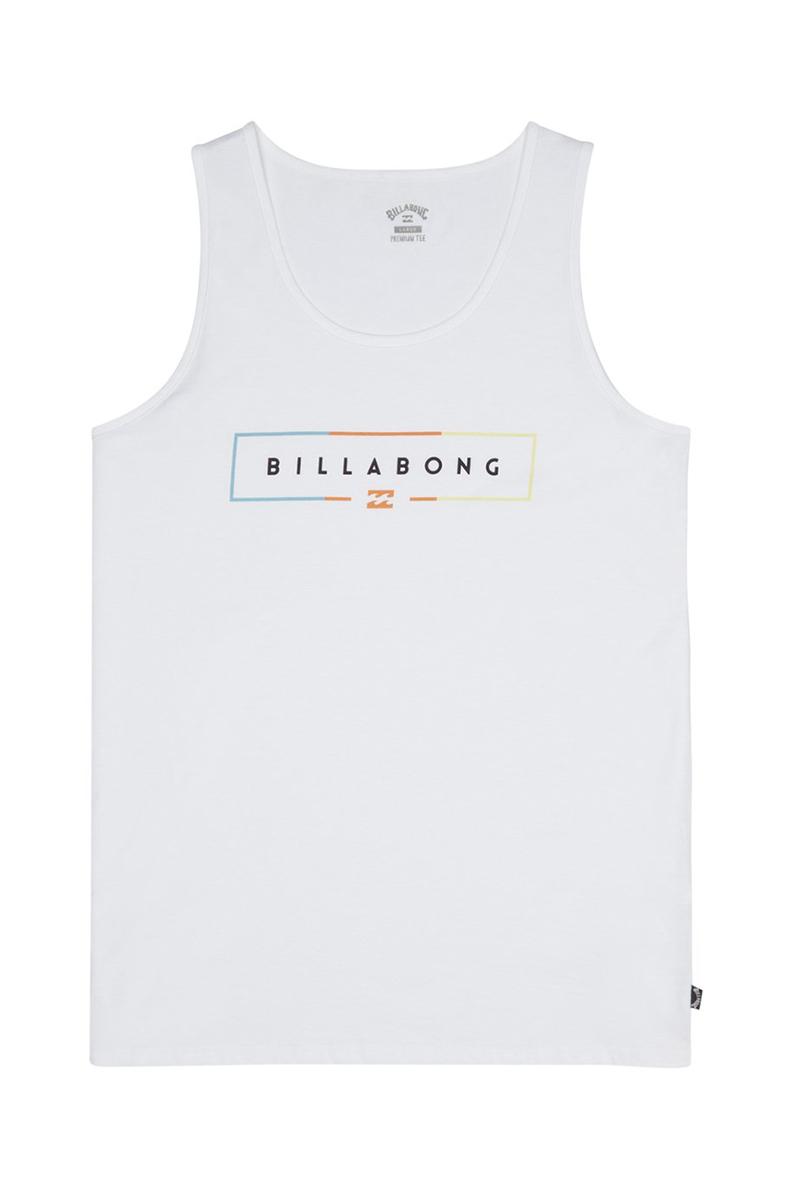 Майка Billabong Unity Tank White-22