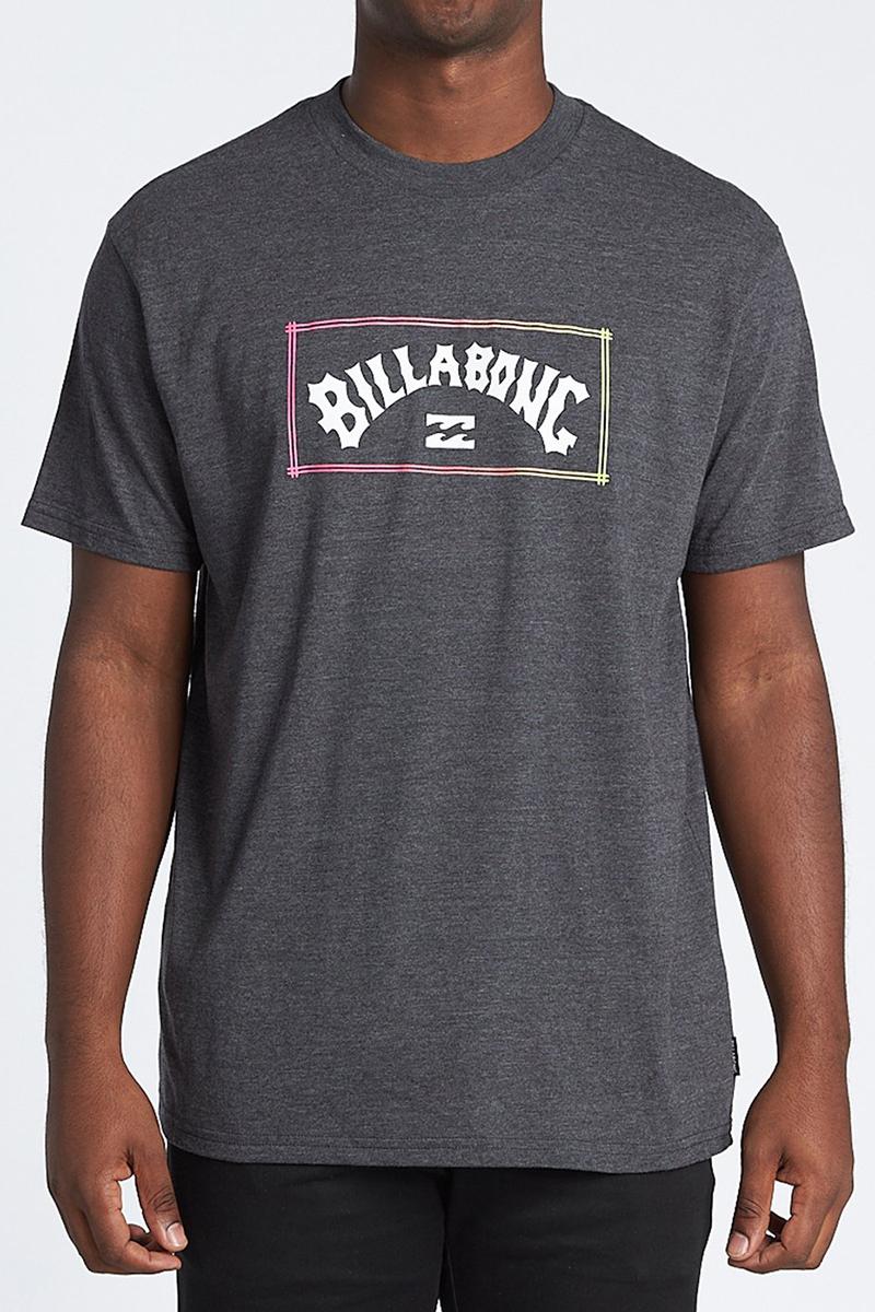 Футболка Billabong Arch Tee Black
