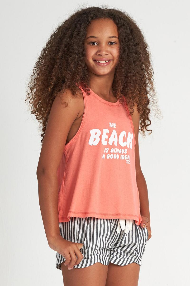 Детская футболка Beach Idea