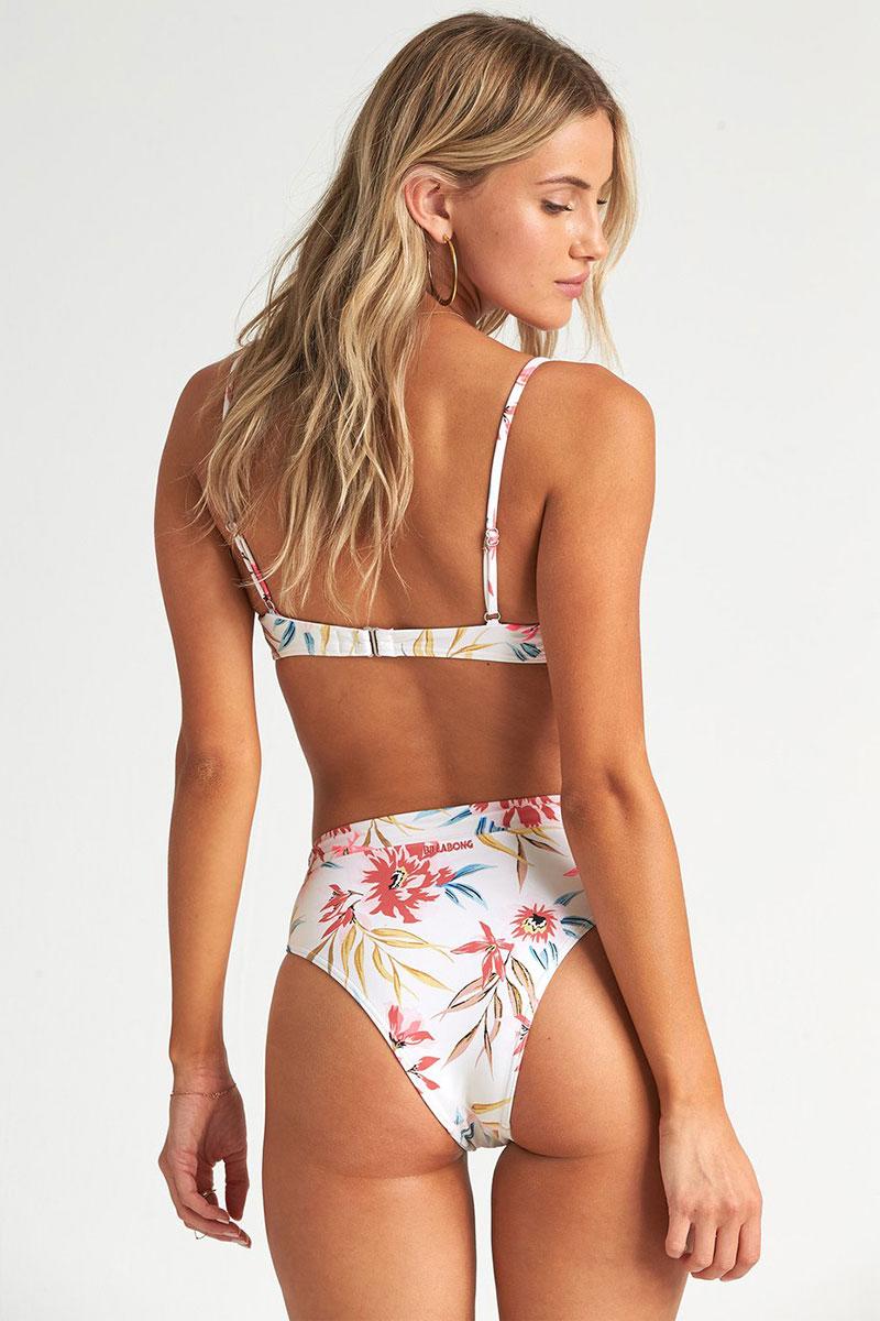 Лиф-бралетт с цветочным узором Coral Sands Bralette