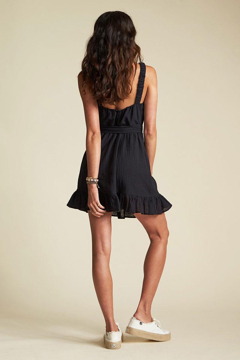 Платье женское Billabong Saw It Coming Black