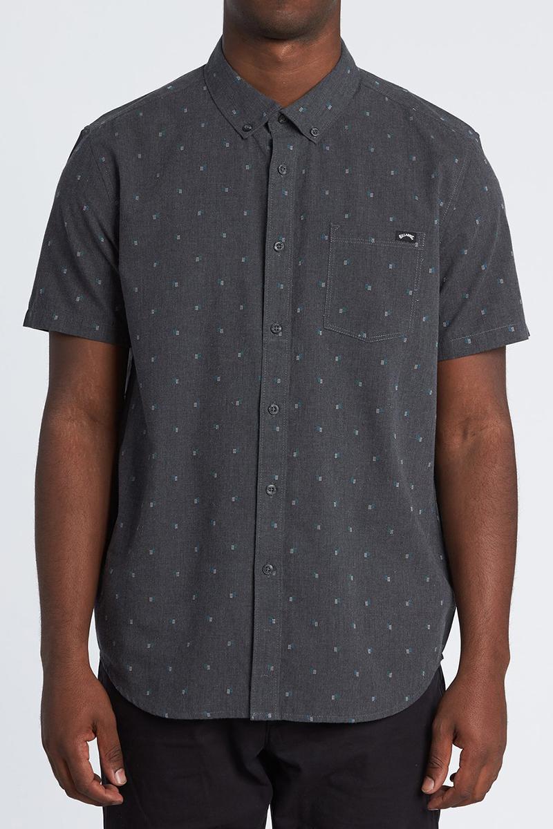 Рубашка с коротким рукавом All Day Jacquard