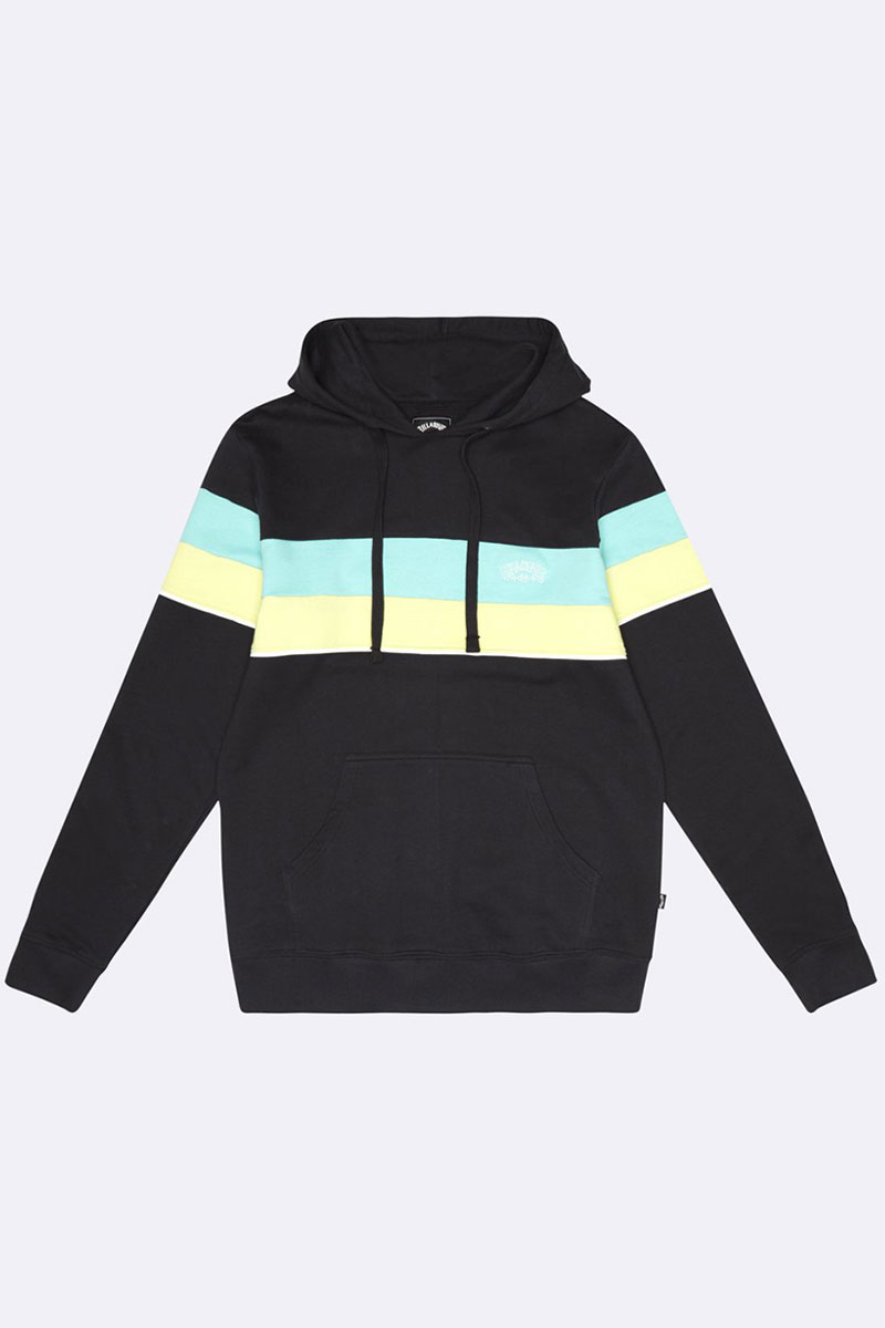 Толстовка Billabong Momentum Pullover Black