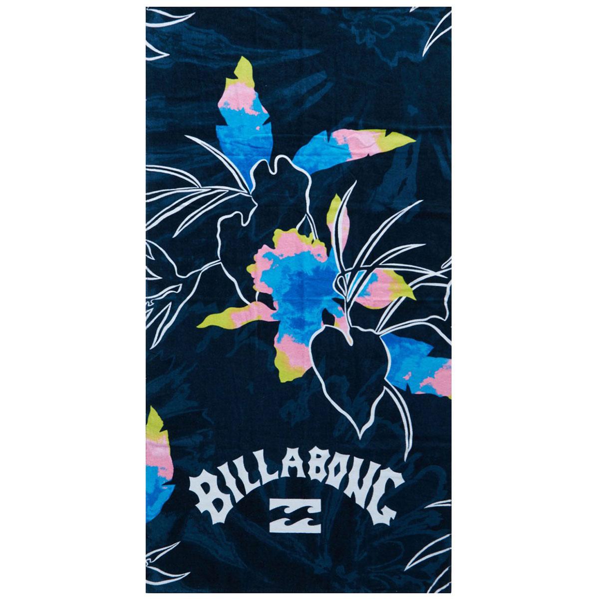 Полотенце Billabong Waves Towel Navy