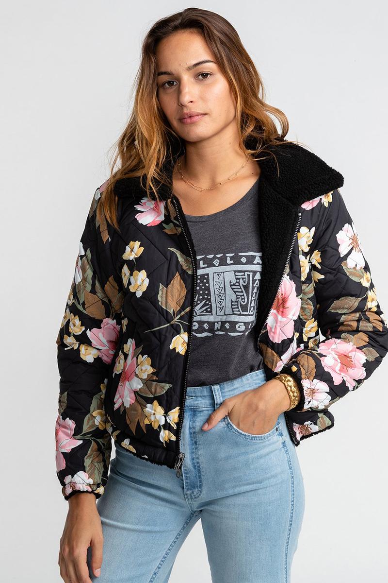 Двухсторонняя женская куртка Hit The Road