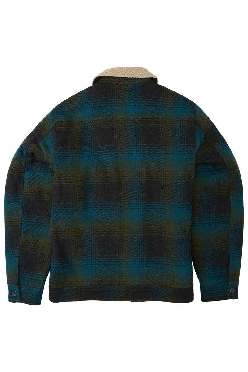 Куртка Billabong Barlow Sherpa Navy