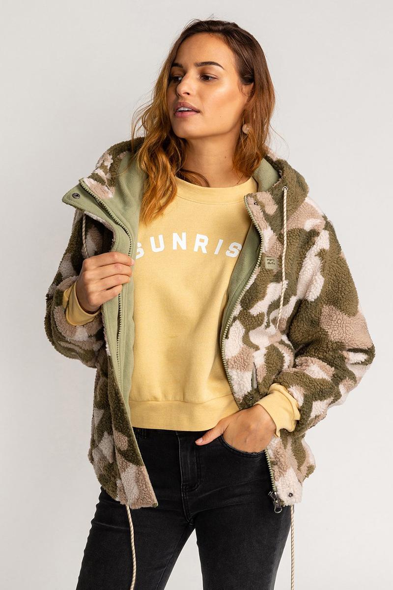 Женская куртка из шерпы Adventure Division Hiking Lover